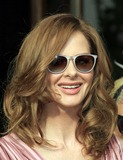 Trinny Woodall Photo - May 16 2014 LondonTrinny Woodall arrives at the wedding of Poppy Delevingne and James Cook at St Pauls Church in Knightsbridge on May 16 2014 in London