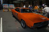 GENERAL LEE Photo - NEW YORK JULY 24 2005    The General Lee is parked outside a midtown hotel as promotion for the upcoming release of Dukes of Hazzard