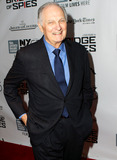 Alan Alda Photo - October 4 2015 New York CityAlan Alda arriving at the 53rd New York Film Festival premiere of Bridge Of Spies at Alice Tully Hall Lincoln Center on October 4 2015 in New York CityBy Line Nancy RiveraACE PicturesACE Pictures Inctel 646 769 0430