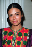 Amel Larrieux Photo - Upcoming singer AMEL LARRIEUX at the Ms Foundation for Womens 14th Annual Gloria Steinem Awards at Waldorf-Astoria in New York May 16 2002