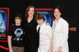 Ann Cusack Photo - Actress Joan Cusack (2nd L) her sister Ann Cusack (R) with Dylan and Miles arriving at the Premiere of Walt Disney Pictures Mars Needs Moms at the El Capitan Theatre on March 6 2011 in Hollywood California