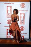 Adriane Lenox Photo - NEW YORK NEW YORK JUNE 5TH 2005    Adriane Lenox at The 59th Annual Tony Awards held at Radio City Music Hall