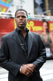 AJ Calloway Photo - personality AJ Calloway was seen walking through Times Square on October 13 2009 in New York City