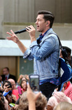 Andy Grammer Photo - August 1 2016 New York CityMusician Andy Grammer performs on NBCs Today show at the Rockefeller Plaza on August 1 2016 in New York CityBy Line Serena XuACE PicturesACE Pictures IncTel 6467670430