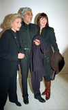 Anjelica Huston Photo - NEW YORK CIRCA 1995 LAUREN BACALL ANJELICA HUSTON
