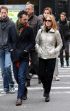 Passy Photo - December 30 2015 New York CityActress Jessica Chastain and her boyfriend Gian Luca Passi de Preposulo walks in Midtown Manhattan on December 30 2015 in New York CityBy Line Zelig ShaulACE PicturesACE Pictures Inctel 646 769 0430
