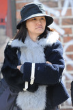 Soon-Yi Previn Photo - April 6 2016 New York CitySoon-Yi Previn seen filming on location of the Woody Allen Amazon Series on April 6 2016 in New York CityCredit Kristin CallahanACE PicturesACE Pictures Inctel 646 769 0430
