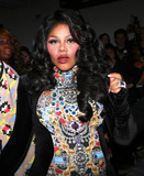 The Blonds Photo - February 12 2014 New York CityLil Kim at the The Blonds fashion show during MADE Fashion Week Fall 2014 at Milk Studios on February 12 2014 in New York City