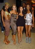 ANDREA FIMBRES Photo - Eva Mendes and Danity Kane make a guest appearance at MTVs TRL