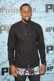 Affion Crockett Photo - July 18 2015 New York CityAffion Crockett attending the Pixels Premiere at Regal E-Walk on July 18 2015 in New York CityPlease byline Kristin CallahanACE Tel (646) 769 0430