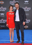 Austin Nichols Photo - LOS ANGELES CA April 12 2016 Actress Chloe Bennet  actor boyfriend Austin Nichols at the world premiere of Captain America Civil War at the Dolby Theatre HollywoodPicture Paul Smith  Featureflash