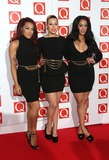 Alexandra Buggs Photo - Karis Anderson Courtney Rumbold and Alexandra Buggs of Stooshe arriving for The Q Awards 2012 held at the Grosvenor Hotel London 22102012 Picture by Henry Harris  Featureflash