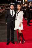 Testament Photo - Kit Harrington and Alicia Vikander arrives for the Testament of Youth premiere Empire Leicester Square London 05012015 Picture by Dave Norton  Featureflash