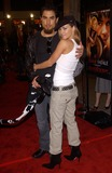 Dave Navarro Photo - Actress CARMEN ELECTRA  fiance rock star DAVE NAVARRO at the US premiere in Hollywood of Femme Fatale04NOV2002   Paul Smith  Featureflash