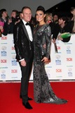 Anthony Cotton Photo - Kym Marsh and Anthony Cotton arriving for the National Television Awards 2014 (NTAs) at the O2 London 22012014 Picture by Alexandra Glen  Featureflash