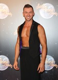 Artem Chigvintsev Photo - Artem Chigvintsev arriving for the Strictly Come Dancing 2012 Launch Television Centre London 11092012 Picture by Henry Harris  Featureflash