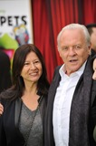 Stella Arroyave Photo - Sir Anthony Hopkins  wife Stella Arroyave at the world premiere of The Muppets at the El Capitan Theatre HollywoodNovember 12 2011  Los Angeles CAPicture Paul Smith  Featureflash