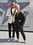 Alicia Keys Photo - LOS ANGELES CA June 26 2016 Singer Alicia Keys  husband Swizz Beatz at the 2016 BET Awards at the Microsoft Theatre LA Live Picture Paul Smith  Featureflash