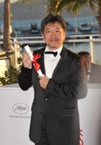 Hirokazu Koreeda Photo - Hirokazu Koreeda at the closing awards gala of the 66th Festival de CannesMay 26 2013  Cannes FrancePicture Paul Smith  Featureflash