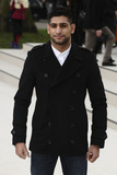 Amir Khan Photo - Amir Khan arriving for the Burberry Prorsum fashion show as part of London Fashion Week 2012 AW in Kensington Gardens London 20022012 Picture by Steve Vas  Featureflash