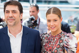 Adele Exarchopoulos Photo - Javier Bardem Adele Exarchopoulos  attends The Last Face Photocall at the 69th Festival de CannesMay 20 2016  Cannes FrancePicture Kristina Afanasyeva  Featureflash