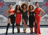 Junes Diary Photo - LOS ANGELES CA June 26 2016 Girl group Junes Diary - Ashly Williams Brienna DeVlugt Gabrielle Carreiro Kristal Lyndriette  Shyann Roberts - at the 2016 BET Awards at the Microsoft Theatre LA Live Picture Paul Smith  Featureflash