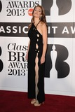 Amy Dickson Photo - Amy Dickson arrives for the Classic Brit Awards 2013 at the Royal Albert Hall London 02102013 Picture by Alexandra Glen  Featureflash