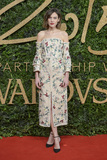 Alexa Chung Photo - Alexa Chung at the British Fashion Awards 2015 at the Coliseum Theatre LondonNovember 23 2015  London UKPicture Dave Norton  Featureflash