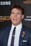 Sam Claflin Photo - Actor Sam Claflin at the Los Angeles premiere of his movie The Hunger Games Mockingjay - Part 2 at the Microsoft Theatre LA Live November 16 2015  Los Angeles CAPicture Paul Smith  Featureflash