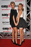 ALY AJ Photo - Aly Michalka (left)  AJ Michalka at the premiere of Alys new movie Easy A at Graumans Chinese Theatre HollywoodSeptember 13 2010  Los Angeles CAPicture Paul Smith  Featureflash