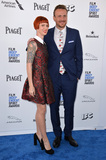 Alexis Mixter Photo - Jason Segel  Alexis Mixter at the 2016 Film Independent Spirit Awards on the beach in Santa Monica CAFebruary 27 2016  Santa Monica CAPicture Paul Smith  Featureflash
