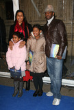 Adrian Lester Photo - Adrian Lester and family arriving for the Cirque du Soleil Gala Performance of Totem at the Royal Albert Hall London  05012012  Picture by Alexandra Glen  Featureflash