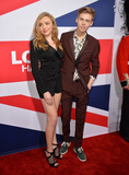 Peyton List Photo - Actress Peyton List  actor Aidan Alexander at the Los Angeles premiere of London Has Fallen at the Cinerama Dome HollywoodMarch 1 2016  Los Angeles CAPicture Paul Smith  Featureflash