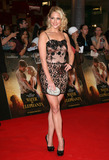 Ali Bastian Photo - Ali Bastian arriving for the UK film premiere of Water For Elephants at Vue Westfield west London 03052011  Picture by Alexandra Glen  Featureflash