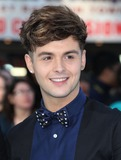 Jaymi Hensley Photo - Jaymi Hensley of Union J arriving for the UK premiere of Star Trek Into Darkness at The Empire Cinema London 02052013 Picture by Alexandra Glen  Featureflash