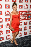 Adele Silva Photo - Adele Silva arriving for the 2011 TVChoice Awards at The Savoy London 13092011 Picture by Alexandra Glen  Featureflash