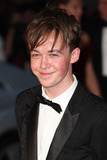 Alex Lawther Photo - Alex Lawther arriving the opening night gala screening of The Imitation Game during the 58th BFI London Film Festival at Odeon Leicester Square London 08102014 Picture by Alexandra Glen  Featureflash