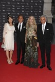 Alexandra Shulman Photo - Alexandra Shulman and Valentino Garavani arrives for the opening of The Glamour of Italian Fashion exhibition at the VA Museum London 01042014 Picture by Steve Vas  Featureflash