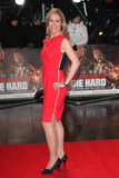 Sophie Raworth Photo - Sophie Raworth arriving for the A Good Day to Die Hard UK Premiere Empire Leicester Square London 07022013 Picture by Alexandra Glen  Featureflash