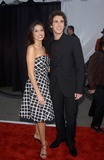 Amanda Avila Photo - Singer JOSH GROBAN  girlfriend AMANDA AVILA at the 30th Annual American Music Awards in Los Angeles13JAN2003   Paul Smith  Featureflash