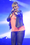 Atomic Kitten Photo - Kerry Katona  of Atomic Kitten on stage at Gay Pride 2015 in Manchester Canal Street ManchesterAugust 30 2015  London UKPicture Dave Norton  Featureflash