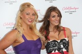 Luisa Zissman Photo - Francesca MacDuff-Varley Luisa Zissman at Celebboutique store launch party held at Westfield Stratford London 25072013 Picture by Henry Harris  Featureflash