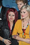 Allison Iraheta Photo - American Idol finalists Allison Iraheta  Megan Corkrey (right) at the American Idol Final 13 Party at Area Nightclub West HollywoodMarch 5 2009  Los Angeles CAPicture Paul Smith  Featureflash