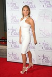 Aisleyne Horgan Wallace Photo - Aisleyne Horgan-Wallace arriving for the Amy Childs clothing collection  3rd birthday party London 27102014 Picture by James Smith  Featureflash
