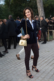 Adriana Abascal Photo - Adriana Abascal attend Louis Vuitton Show Front Row - Paris Fashion Week  2016October 7 2015 Paris FrancePicture Kristina Afanasyeva  Featureflash