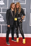 Cathy Guetta Photo - David Guetta  Cathy Guetta at the 54th Annual Grammy Awards at the Staples Centre Los AngelesFebruary 12 2012  Los Angeles CAPicture Paul Smith  Featureflash