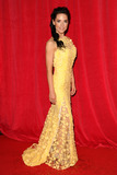 Stephanie Waring Photo - Stephanie Waring arriving for the 2014 British Soap Awards at the Hackney Empire London 24052014 Picture by Steve Vas  Featureflash