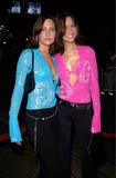 Nikki Collins Photo - Actress twins TEENA (in blue)  NIKKI COLLINS at the Los Angeles premiere of Snatch18JAN2001   Paul SmithFeatureflash
