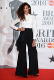 Aluna  Francis Photo - Aluna Francis at The BRIT Awards 2016 at the O2 Arena LondonFebruary 24 2016  London UKPicture Steve Vas  Featureflash