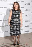 Alexandra Shulman Photo - Vogue UK editor Alexandra Shulman at the Vogue 100 A Century of Style exhibition opening at the National Portrait Gallery LondonFebruary 9 2016  London UKPicture Steve Vas  Featureflash